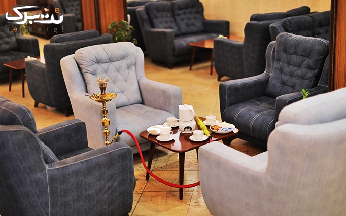 سرویس چای سنتی و قهوه ترک در سرای سنتی باران