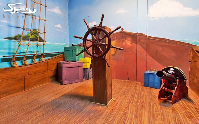 بازی در اتاق فرار معدن، کیمیاگری و شب در موزه