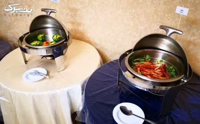 بوفه صبحانه در هتل سی برگ