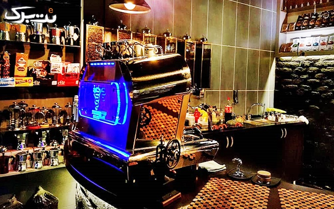 قهوه پلاس با منو انواع نوشیدنی های گرم