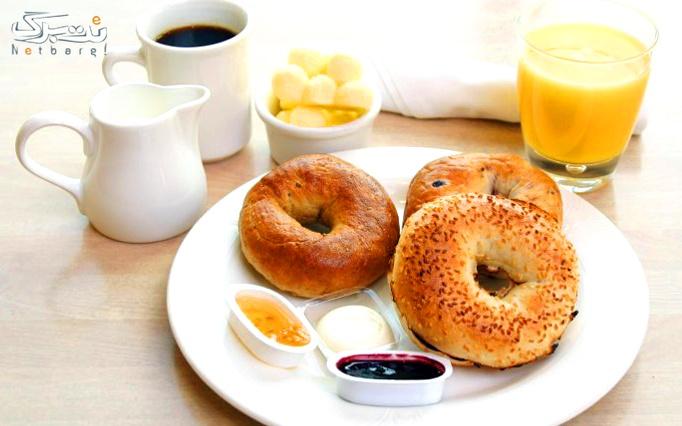 منو صبحانه در جانان فود