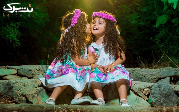 ثبت خاطراتی شیرین از کودکی در آتلیه هنر خلاق