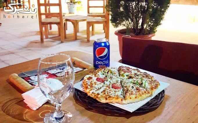 پیتزاهای لذیذ و دلچسب در رستوران سحاب (پابلو)