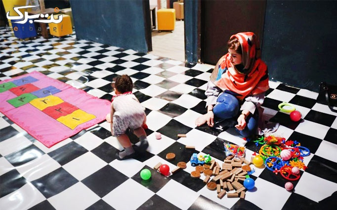 بازی های هیجان انگیز کودکان در مجموعه بازی درنا