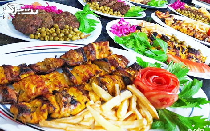 منو غذاهای خوش طعم ایرانی در رستوران یکتا