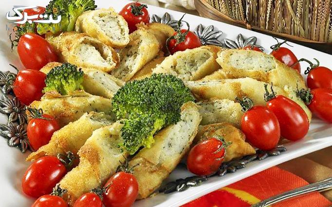آموزشگاه نمونه تبریز با آموزش انواع غذاهای ترکیه