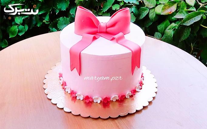 کیک مینیاتوری در هتل فرید vip