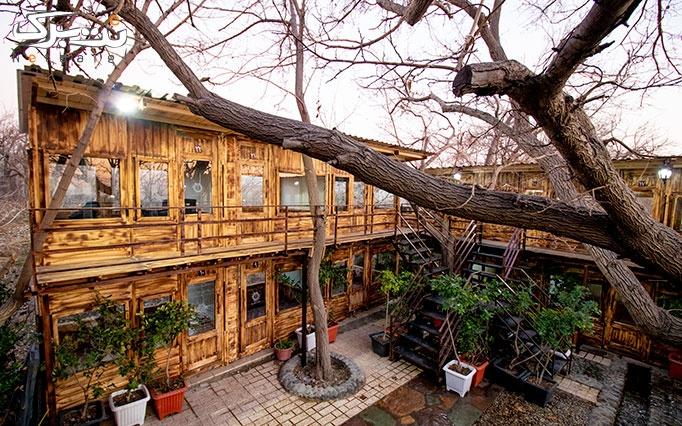 رستوران سنتی نورا شهران با منو غذایی