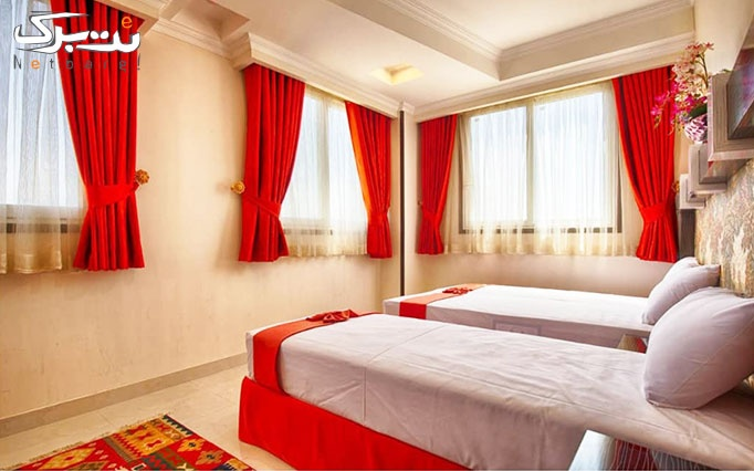 اقامت با صبحانه در هتل 3 ستاره سامرا