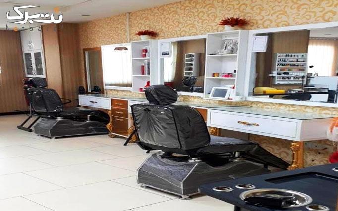 خدمات زیبایی ناخن در سالن زیبایی لی لی یوم