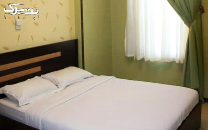 هتل 3 ستاره چهار باغ