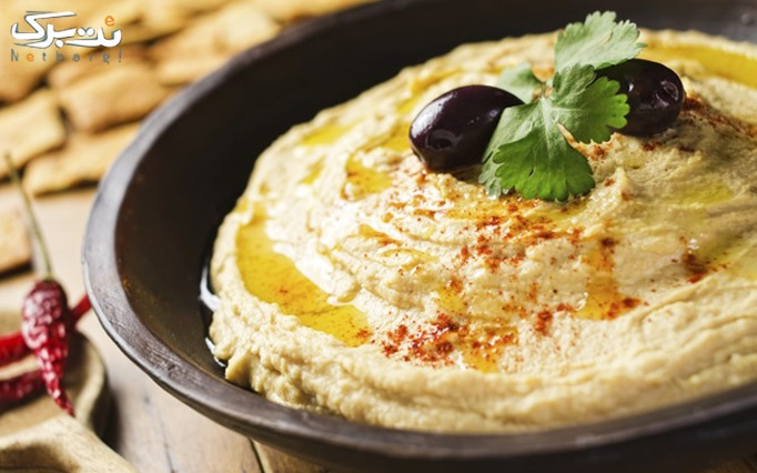 سرآشپز بین المللی در رستوران لبنانی پاشا