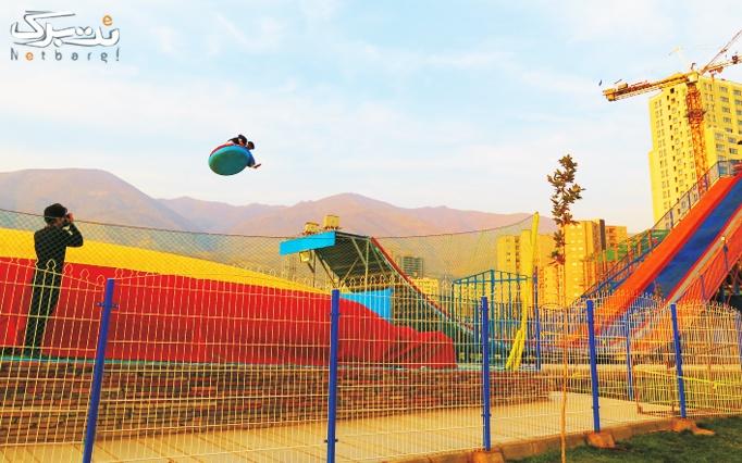 جشنواره پرواز در آسمان و هرم هیجان