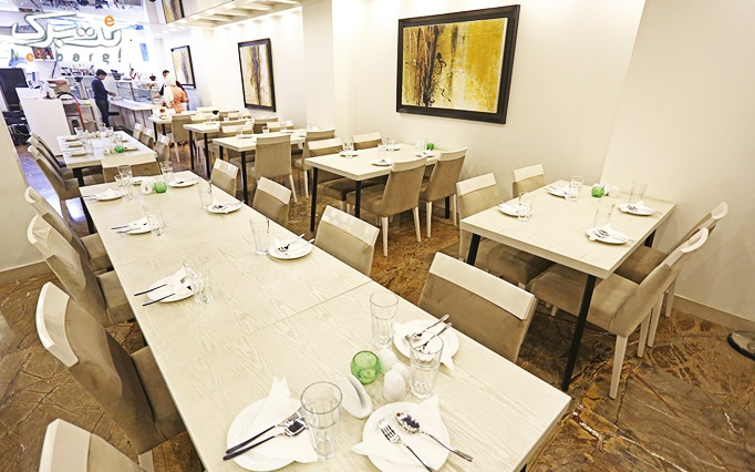 افطار در رستوران بین المللی کابانا با مائده سحر