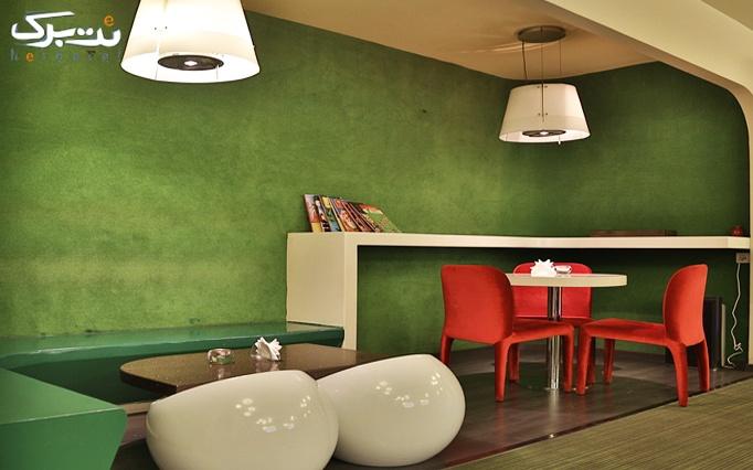 محیط متفاوت و منحصر بفرد کافه ریکو