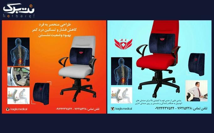 پشتی طبی ویژه صندلی ماشین و صندلی معمولی
