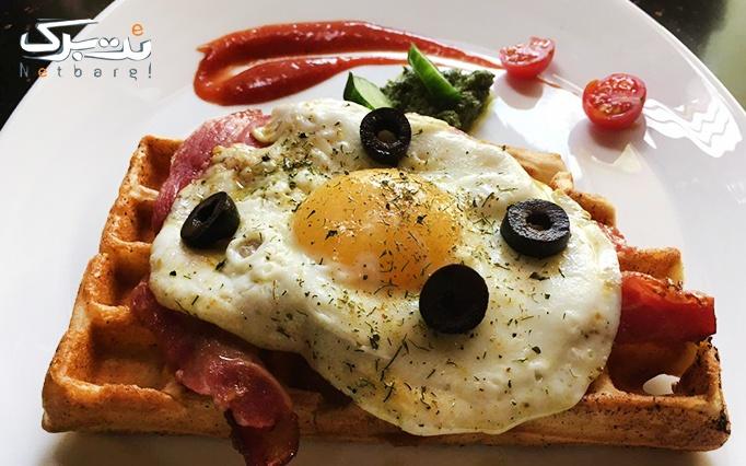 رستوران فلورانس گیشا با منوی صبحانه
