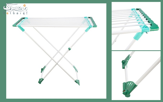بند رخت های کشویی و پروانه ای از شرکت میلن