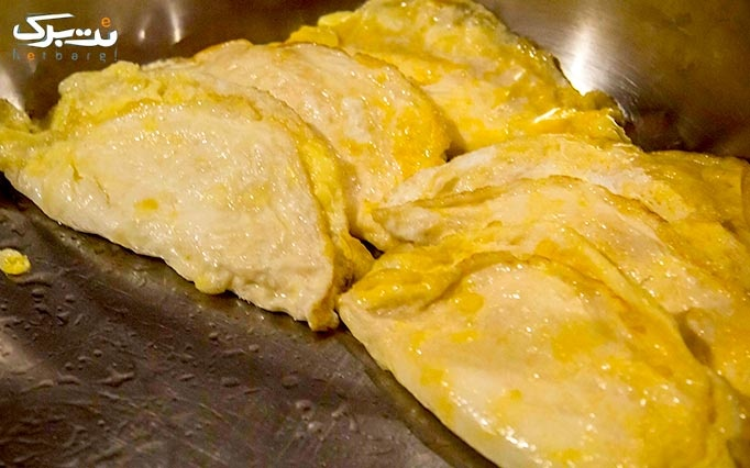 بوفه صبحانه خوشمزه در هتل پاریز