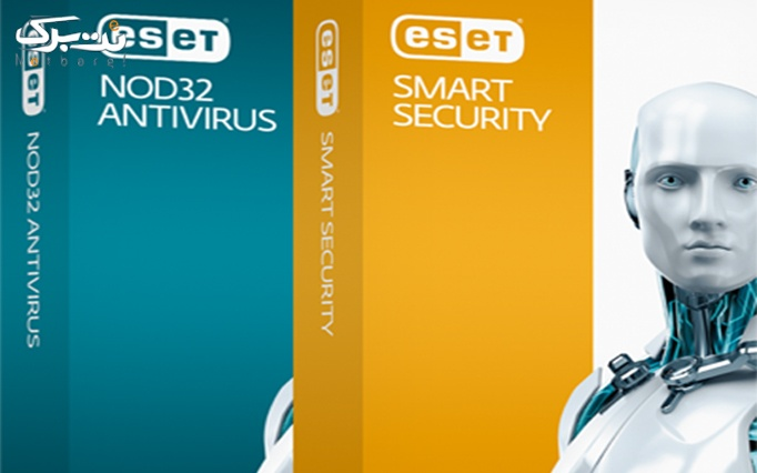 آنتی ویروس ESET Smart Security +لایسنس رایگان موبایل