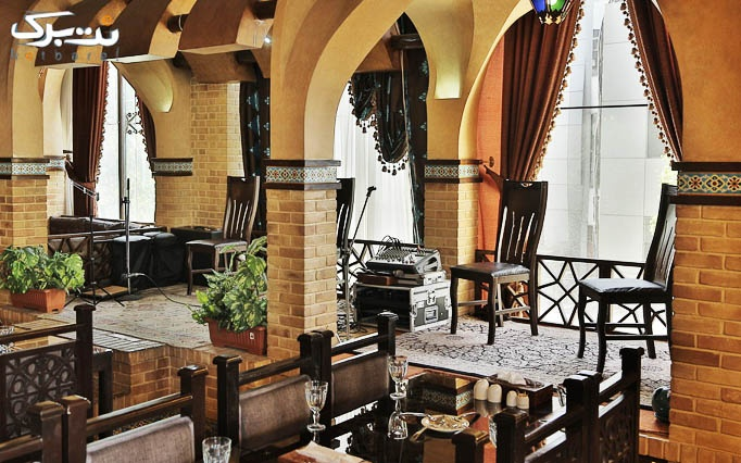 رستوران شهربانو با موسیقی زنده و محیطی لوکس