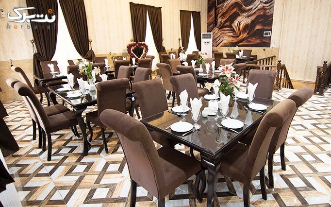 لحظاتی آرام در قلب تهران در کافه رستوران ویلا