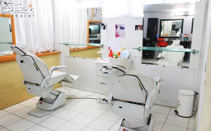 کاشت ناخن در آرایشگاه آنالیا