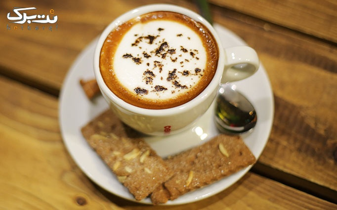 کافه چی با منوی متنوع کافی شاپ