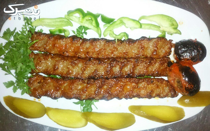 رستوران دلنوازان با منوی انواع غذای ایرانی
