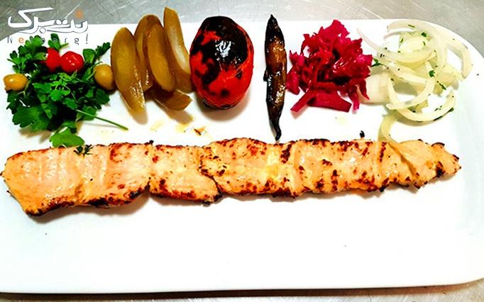 رستوران پدر بزرگ با منو غذای ایرانی