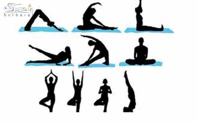 کنترل امواج ذهنی با ورزش یوگا در شانی