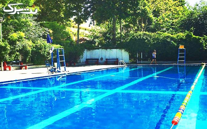 آموزش شنا در استخر روباز ASP