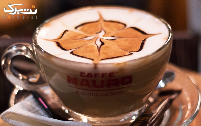 کافه دوئت با منو کافی شاپ