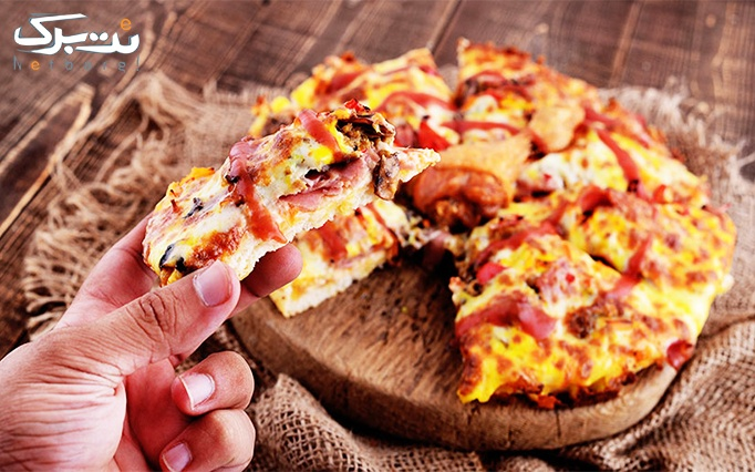 فست فود شبهای تهران با پیتزا، برگر، ساندویچ
