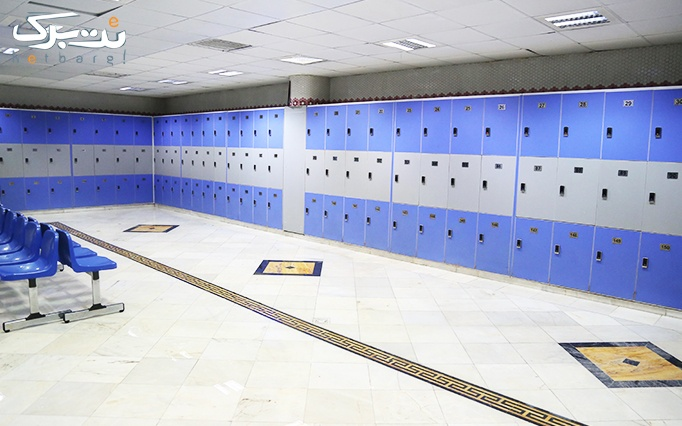 استخر مجموعه ورزشی کارگران (شهید معتمدی)