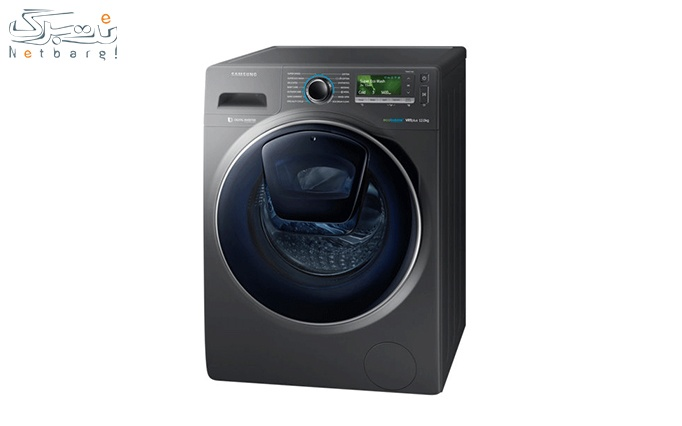 ماشین لباسشویی سامسونگ H147 | سیلور از نمایندگی سامسونگ