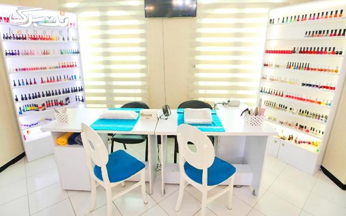 اکستنشن مو در آرایشگاه کاتیا