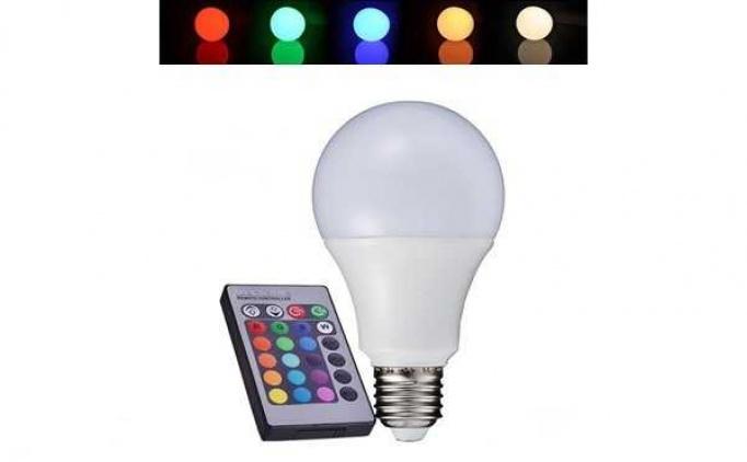 لامپ LED کنترل دار از فروشگاه مای شاپ