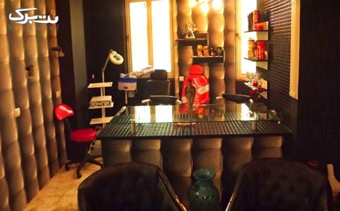 اکستنشن مژه در سالن زیبایی رژان