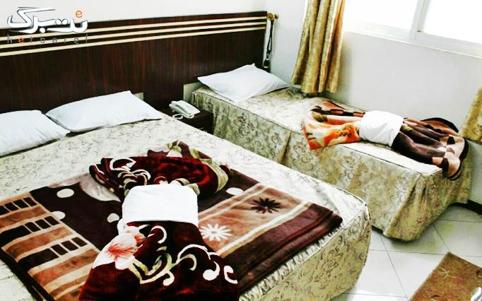 اقامت 2 شب و 3 روز در هتل رضوان مشهد