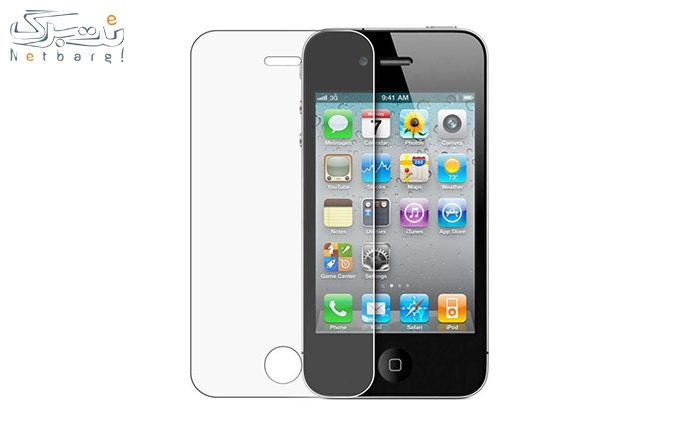 گلس پشت و رو گوشی های آیفون از فروشگاه I TEHRAN