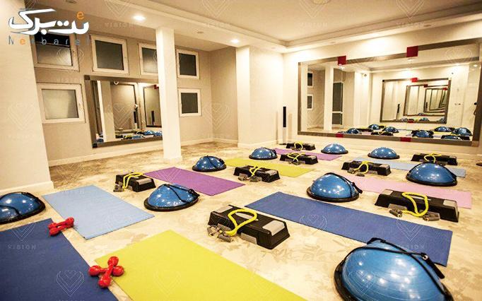 آموزش باله روی زمین (ویژه بانوان) در باشگاه ورزشی vip ویژن