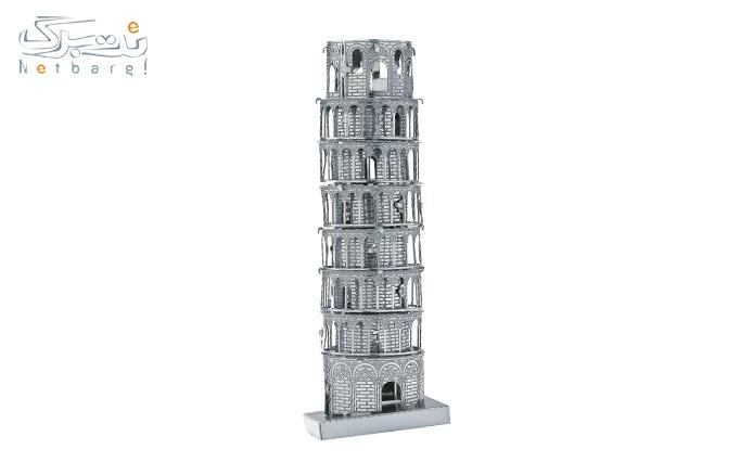 پازل سه بعدی فلزی tower pisa از فروشگاه ایران پازل