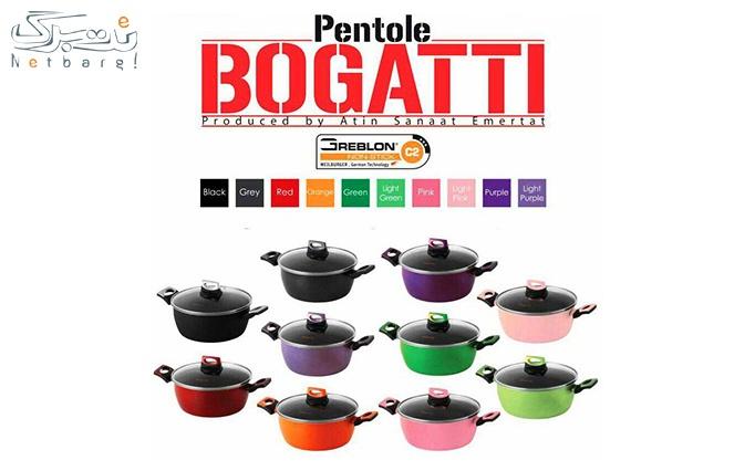 سرویس ظروف 13 پارچه مدل بوگاتی از آتین صنعت