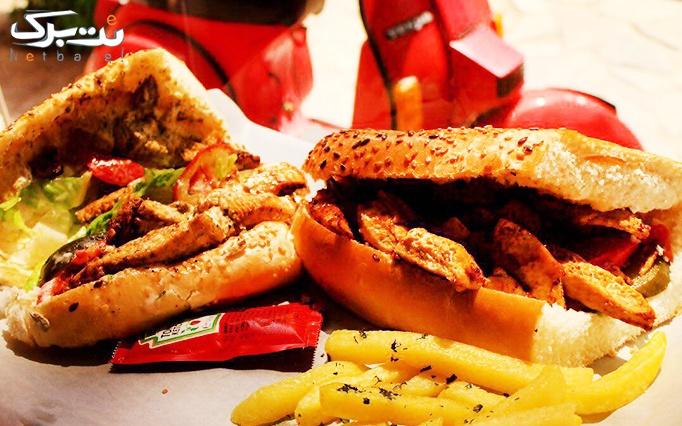 وسپا فود با منو انواع پاستا، ژامبون و ساندویچ های شگفت انگیز