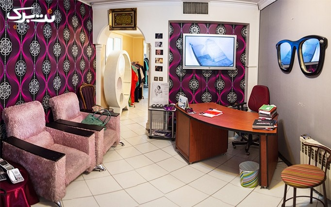 براشینگ مو در سالن زیبایی خاتون