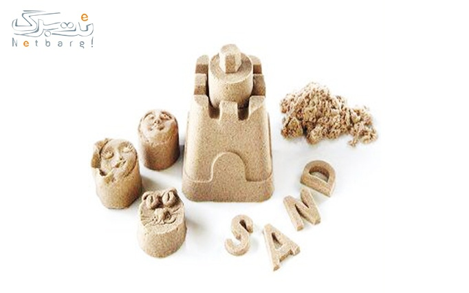 شن بازی اسكوييشي سند از فروشگاه آروگو 2