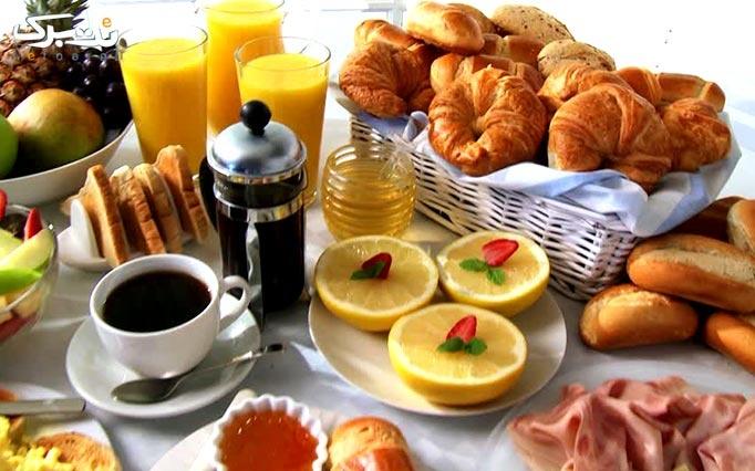 کافه باربن با منو کافه و رستوران یا منو صبحانه یا سرویس چای سنتی