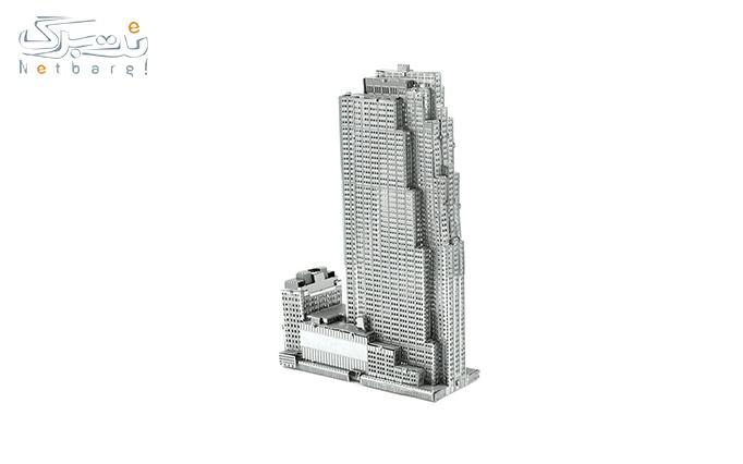 پازل سه بعدی فلزی کد 2005 از فروشگاه ایران پازل
