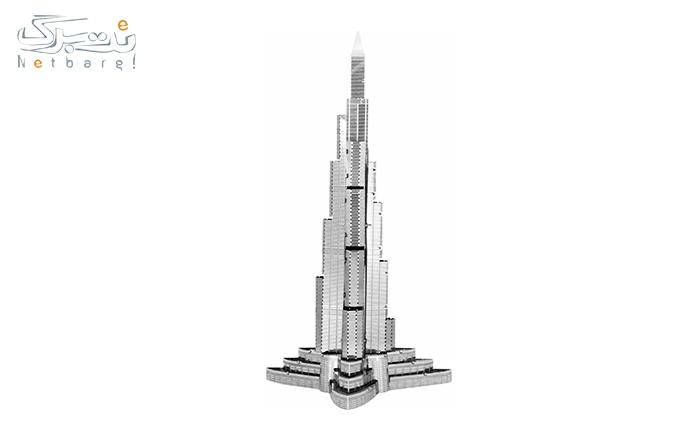 پازل سه بعدی فلزی کد 2009 از فروشگاه ایران پازل